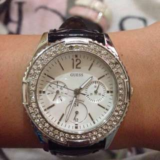 Authentic GUESS watch!