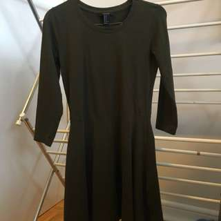 Forever 21 Jersey Dress