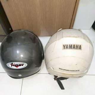 Helm bekas