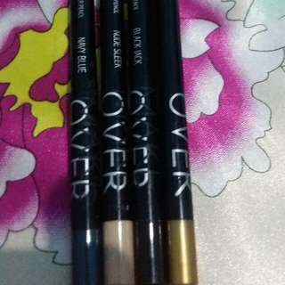 Make over eyeliner pensil