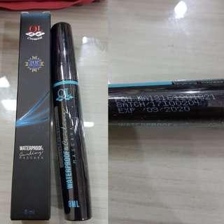 QL mascara waterproof  ORI NEW