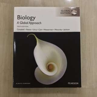 Biology A Global Approach (TENTH EDITION)