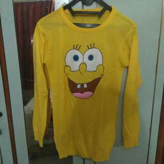 Sweater Spongebob