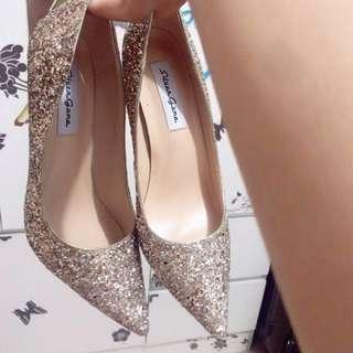 全新!名牌同款高跟鞋39鞋7cm高 超顯瘦👠