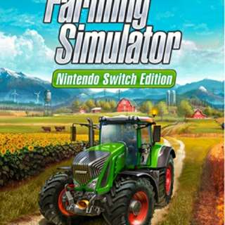 徵: Switch Farming Simulator 模擬農場