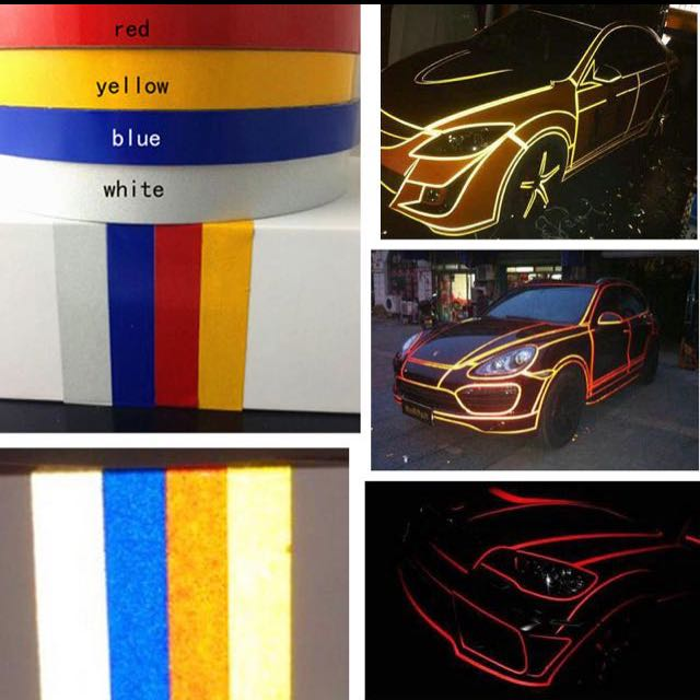 & 3M light reflective sticker Car Accessories on Carousell azcodes.com