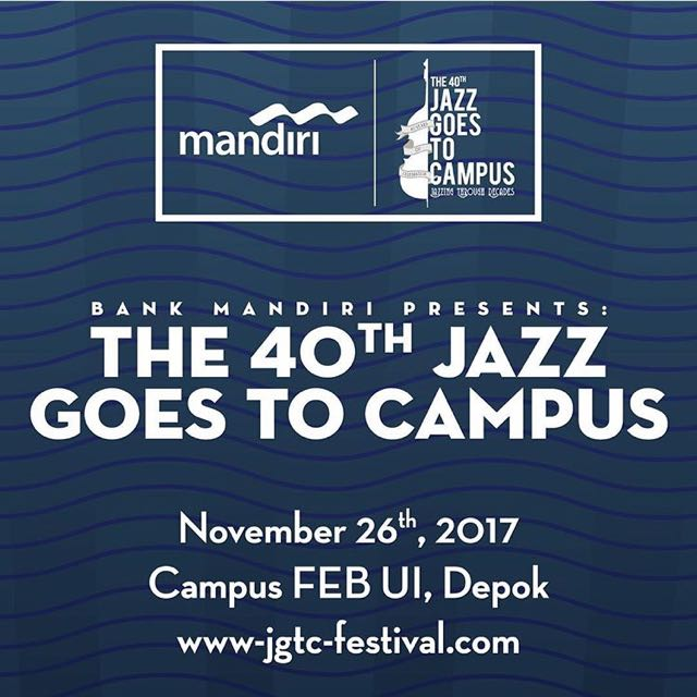 40th Jazz Goes To Campus (JGTC)