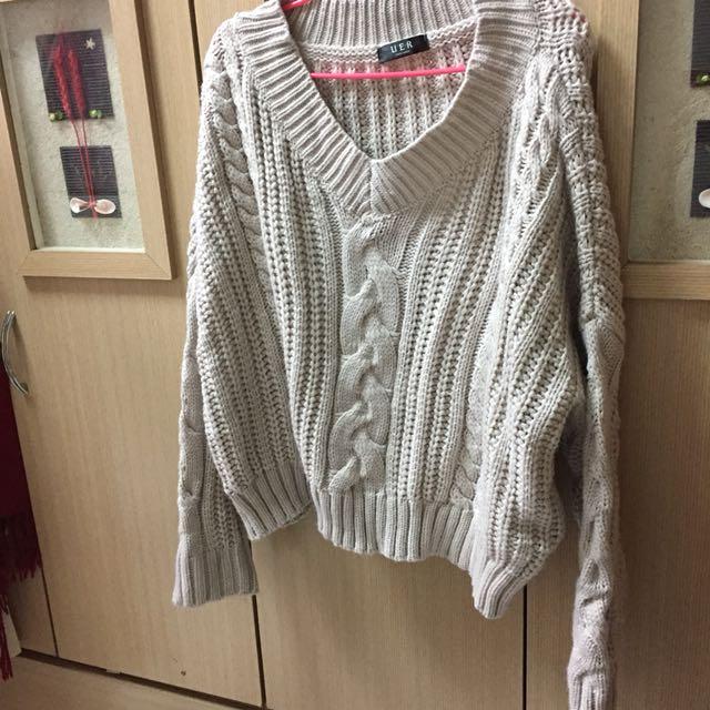 寬版毛衣  #我的女裝可超取 #舊愛換新歡