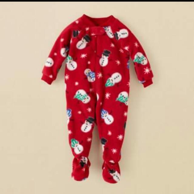 聖誕寶寶連身衣