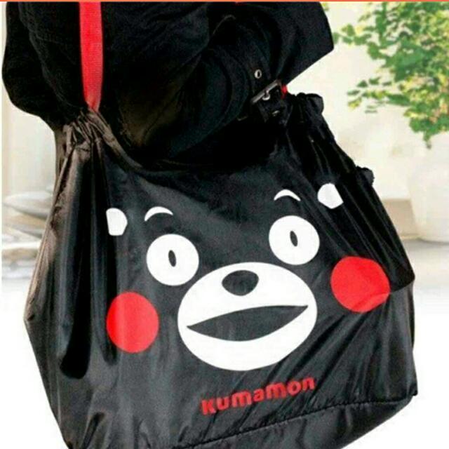 熊本熊購物袋
