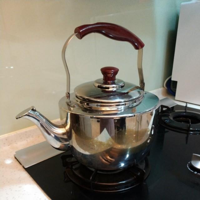 西華典藏 琴音壺 不鏽鋼水壺 5L