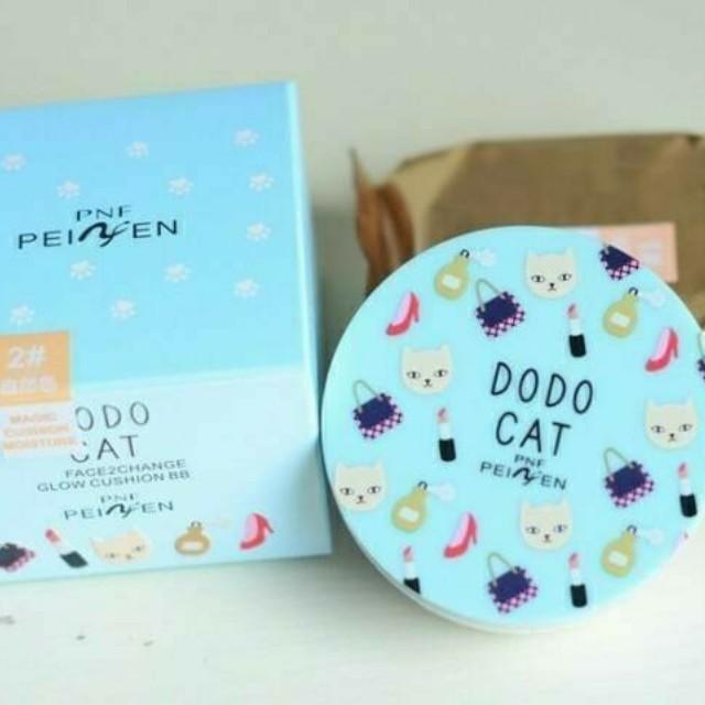 可愛貓咪粉餅 佩妮芬 無補充包 自然色 #好物任你換