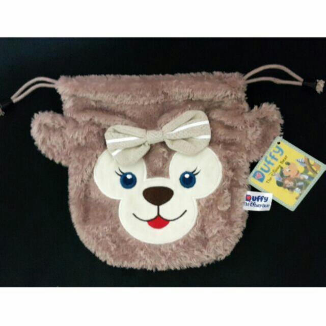 達菲熊 Duffy 束口袋 束口包 提袋 包包