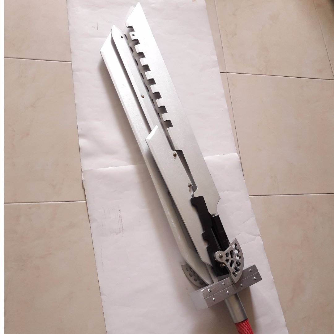 🉐 Final Fantasy Cloud's Buster Sword Parts (In-stock)