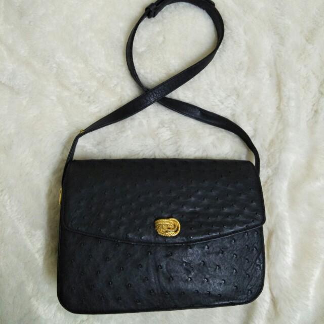 💖 Ostrich bag