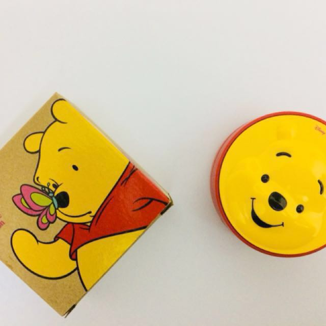 💕 The Face Shop CC cooling cushion winnie the pooh