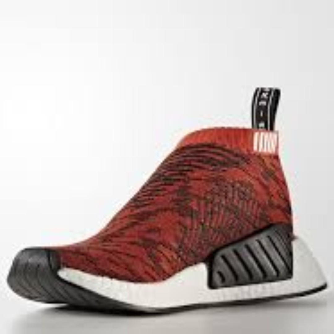 pretty nice 87edc adfcd Adidas NMD CS2 Glitch Future Harvest 2, Mens Fashion, Footwear, Sneakers  on Carousell