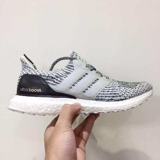 d8353becb9f6b0 Adidas Ultra Boost 3.0 Oreo