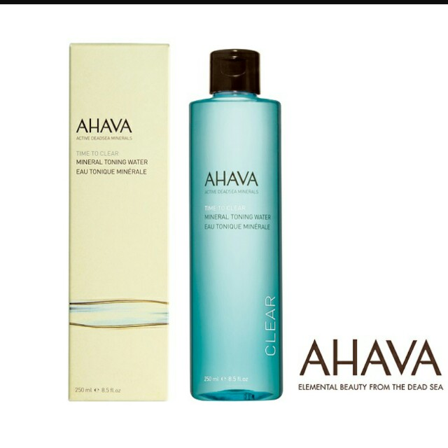 AHAVA 死海礦精營養露250ml*1