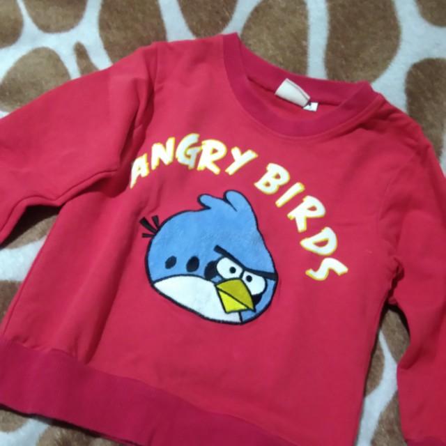 Angry Bird Sweater