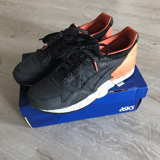 rationelle Konstruktion wie kauft man online zu verkaufen Asics GLV x Undefeated gel lyte v us9 undftd, Men's Fashion ...