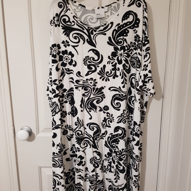 Asos Curve Plus Size Dress Size UK22