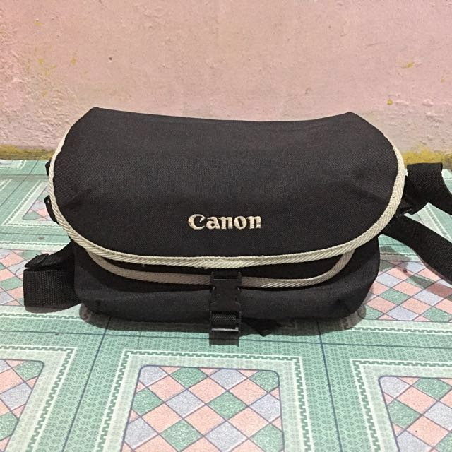 Authentic Canon Camera Sling Bag