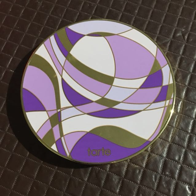 Authentic Tarte Amazonian Clay Colour Wheel
