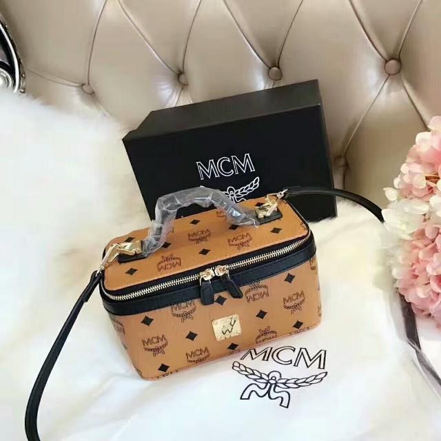 1cdb7df7e3b AUTHENTIC OVERRUN--MCM Box Cross Body Bag, Luxury, Bags & Wallets on ...
