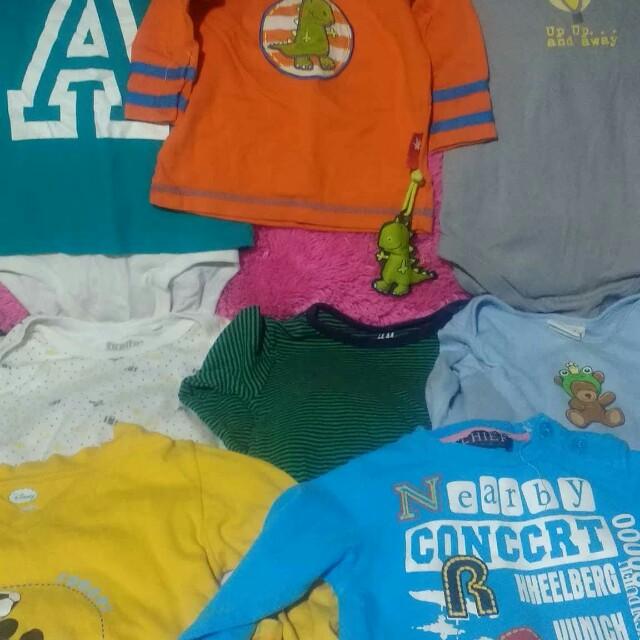 Baby clothes (unisex)