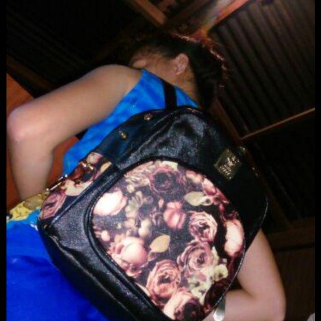 Backpack nice quality makapal