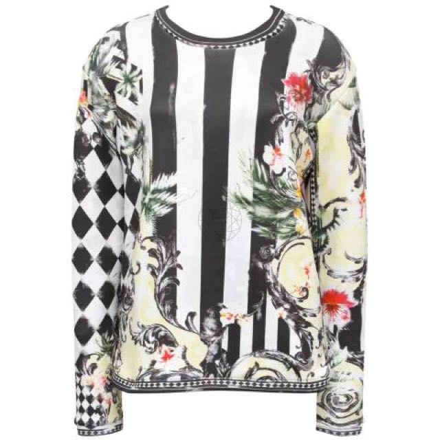 Balmain sweater sz M