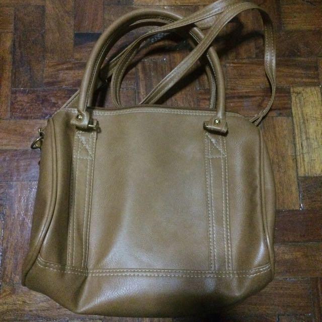 Bangkok Bag Brown Cross Body Hand Bag