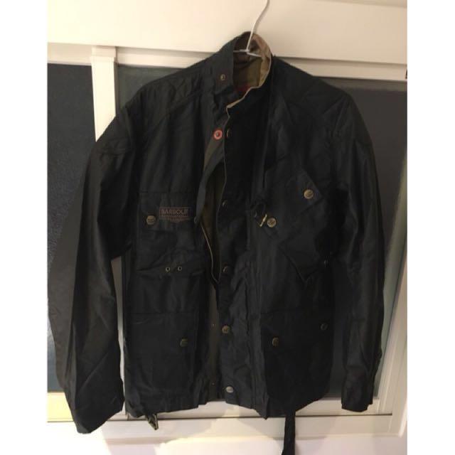 Barbour triumph 聯名蠟布外套 wax jacket