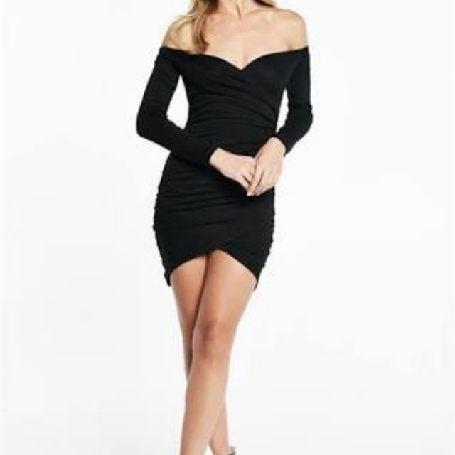 Bardot Alex Wrap Dress