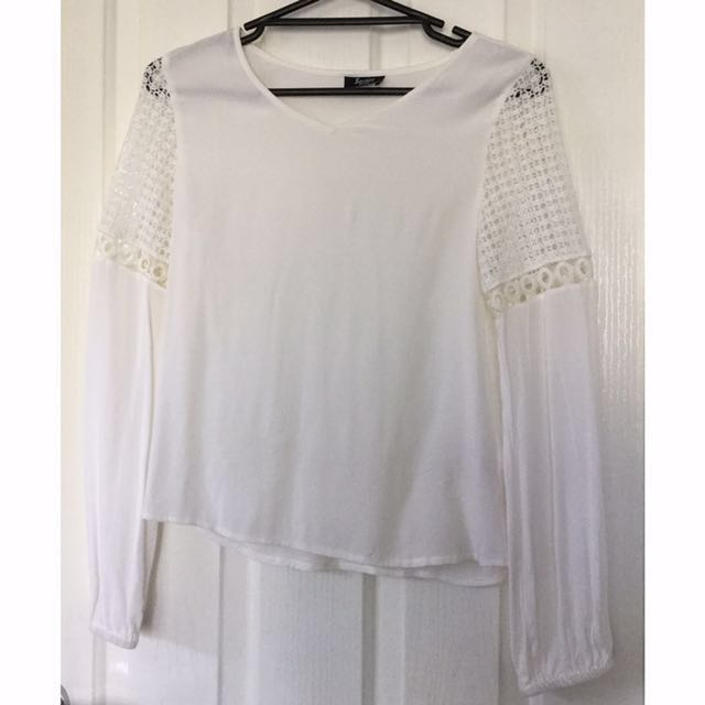 Bardot blouse/top