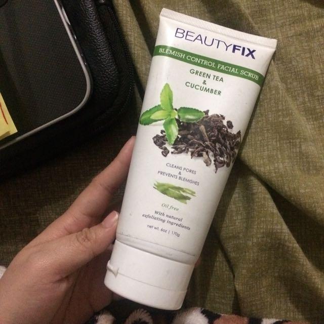 Beauty Fix Blemish Control Facial Scrub