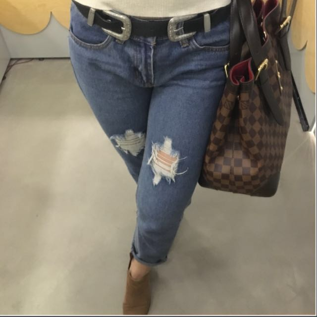 BF Ripped Jeans