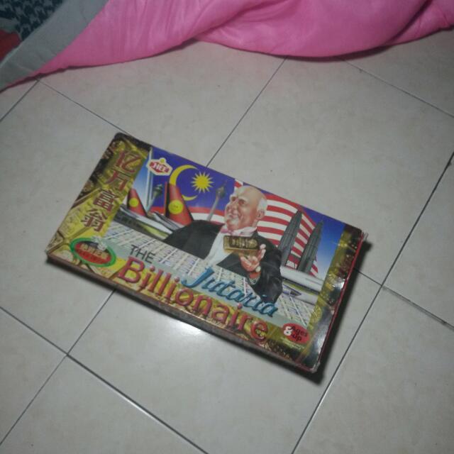 Bilionaire Card Game