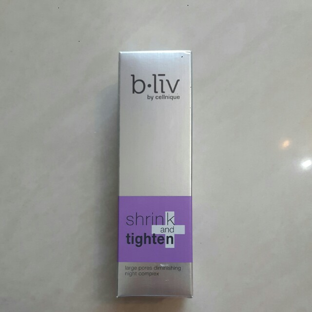 B.liv Shrink and Tighten