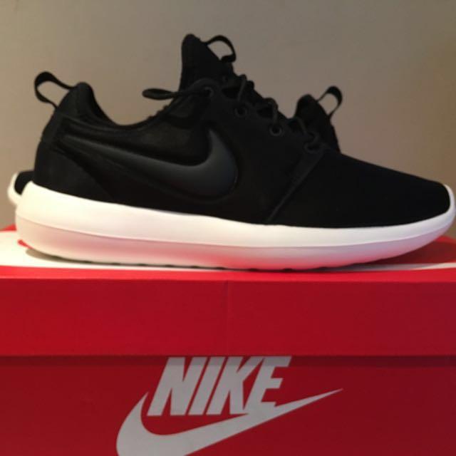 Bnew Nike Roshe 2 (black/anthracite/sail)