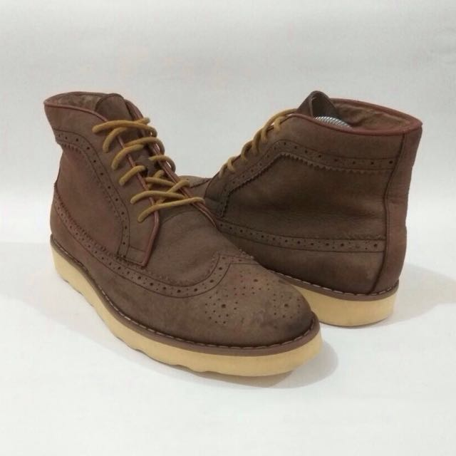Boots wingtip ( second import )