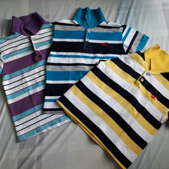 Boys Polo Shirt Bundle