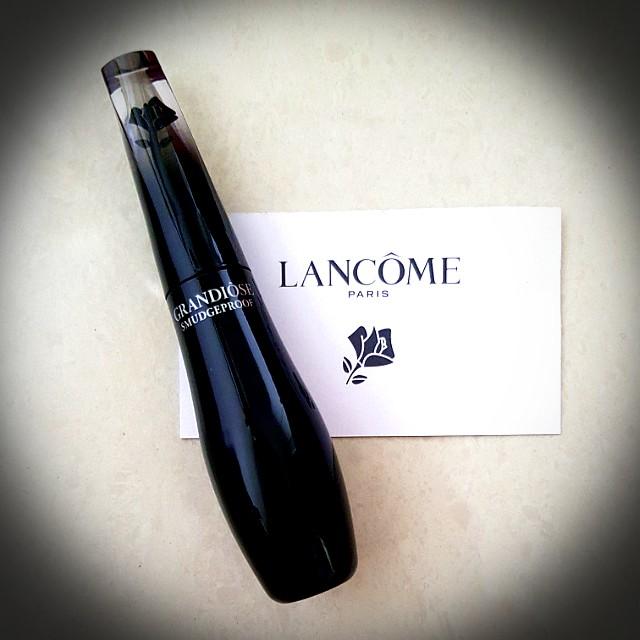 60ee8ee5350 BRAND NEW Lancome Grandiose Smudgeproof Mascara in #01 Noir ...