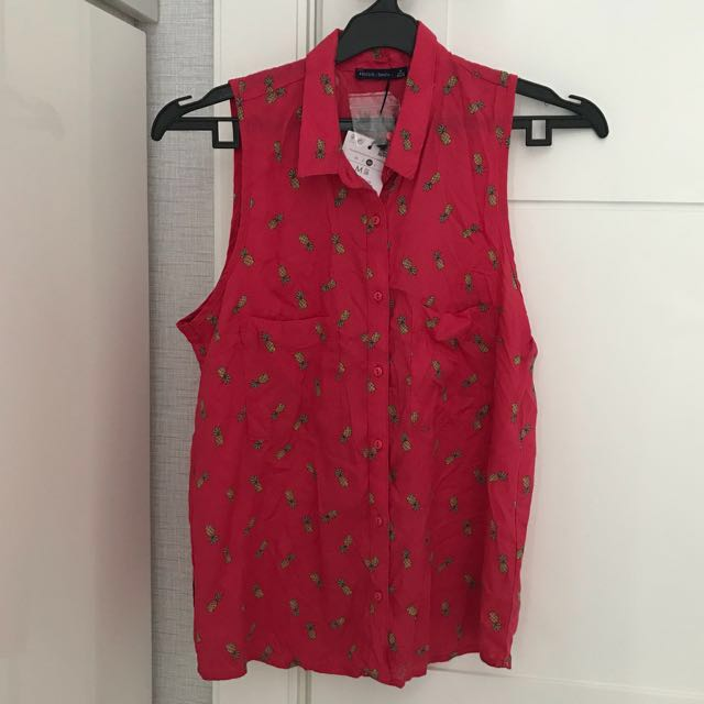 Brand New with tags Bershka crossback shirt