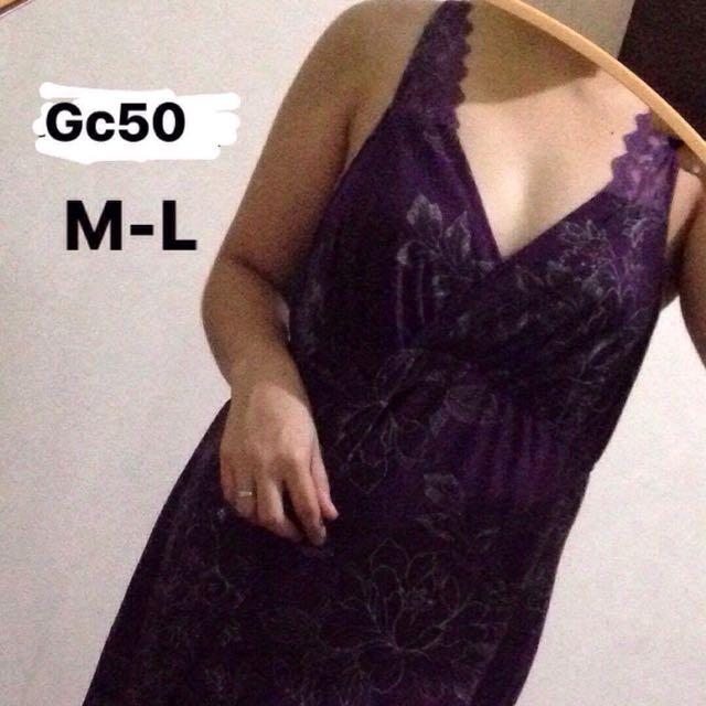 Branded sexy dress