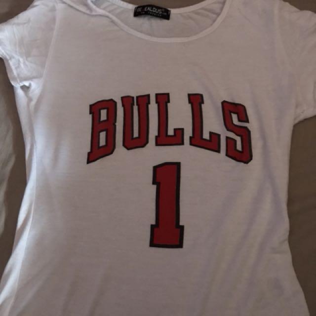 Bulls bodysuit