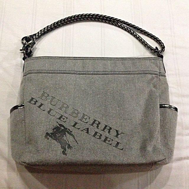 2f2a4a955c9e Burberry Blue Label Sling Bag (price Reduced)