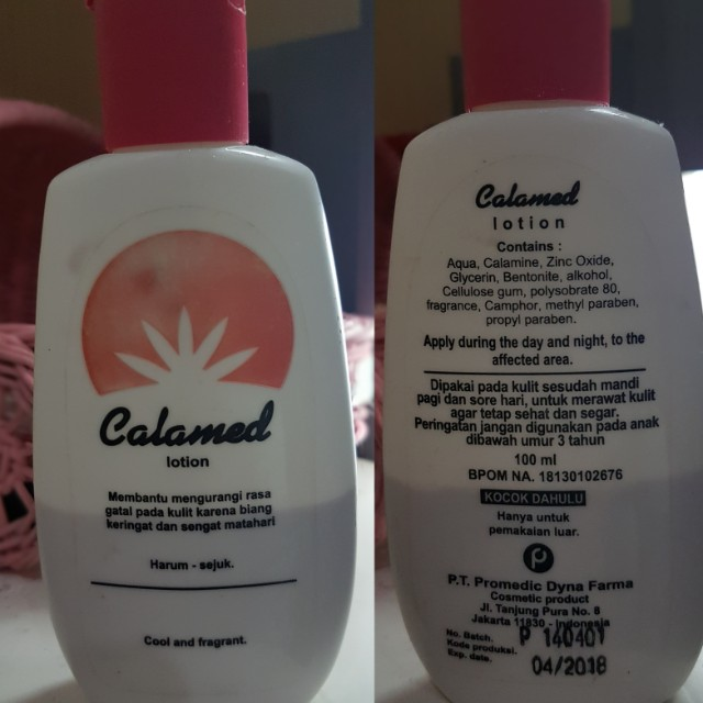 Calamed lotion