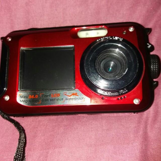 Camera Digital Type ZC